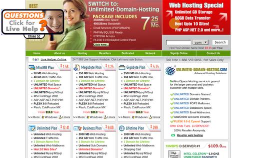 Unlimited-Domain-Hosting.com