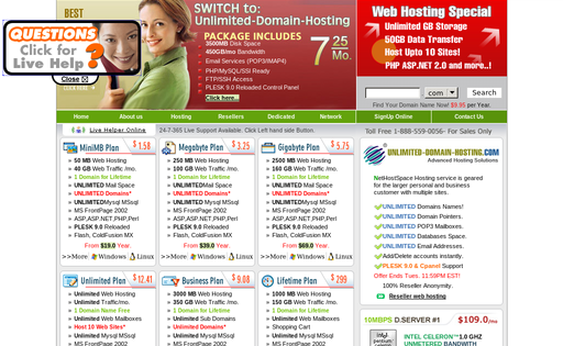 Unlimited-Domain-Hosting.com