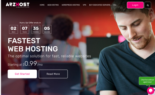 List of Web Hosting Companies Starting with A