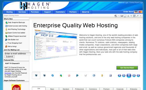 Hagen Hosting