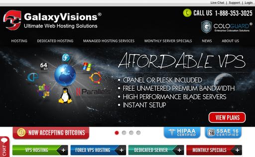 Galaxyvisions, Inc
