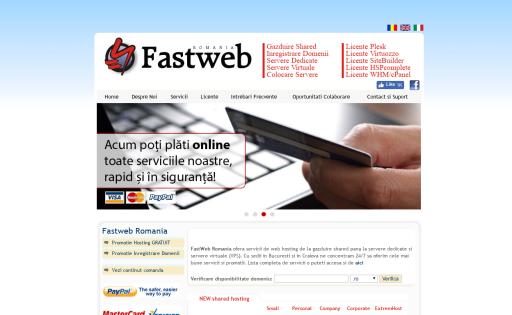 Fastweb Romania