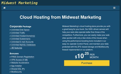 Midwestkel Hosting Solutions