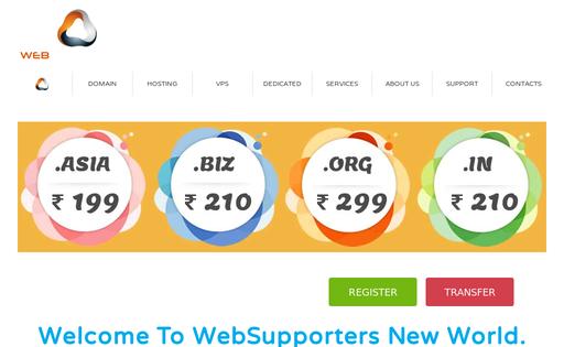 Websupporters Technologies Pvt. Ltd.