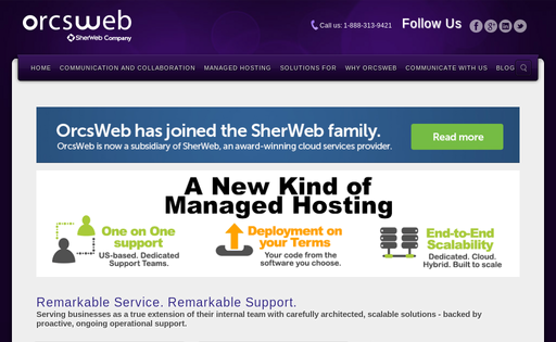 ORCS Web
