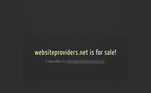 Website Providers, Inc.
