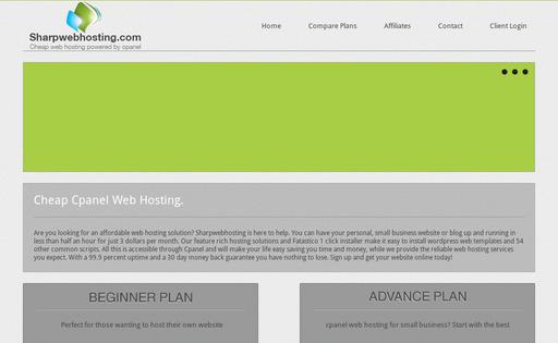 Sharpwebhosting