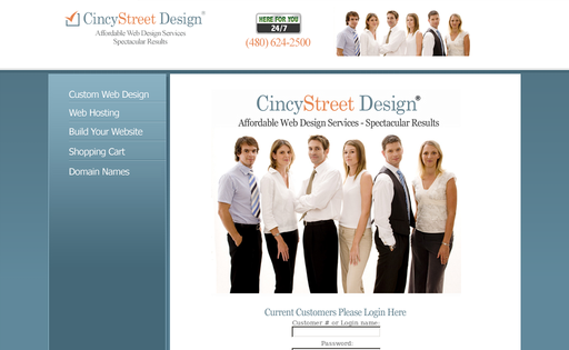 CincyStreet Design