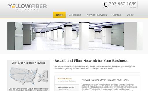 Yellow Fiber Networks