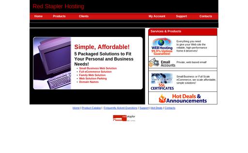 RedStapler Hosting