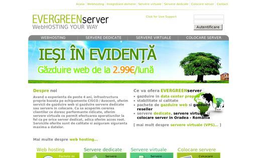 EvergreenServer
