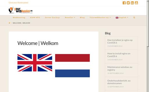 Yourwebhoster.eu