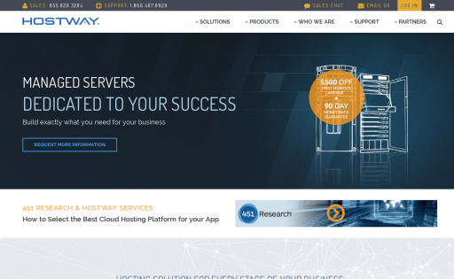 Hostway Corporation