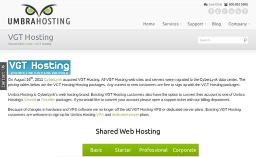 VGT Hosting