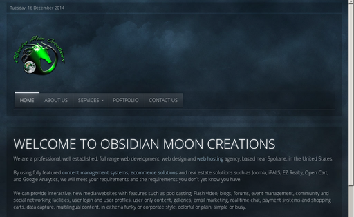 Obsidian Moon Creations