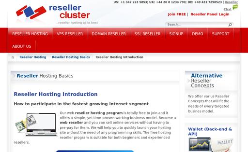 ResellerCluster