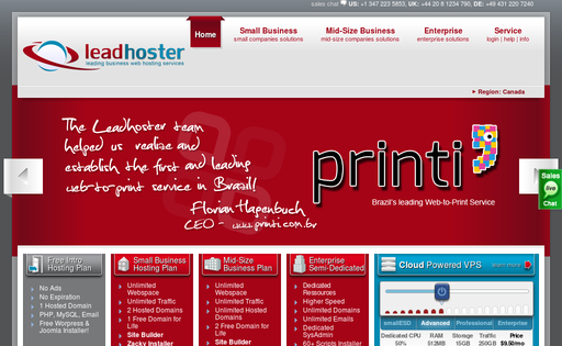 LeadHoster