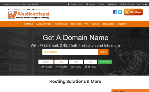 Web Host Nepal Pvt. Ltd.