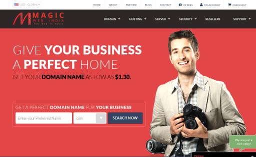Magic Web India
