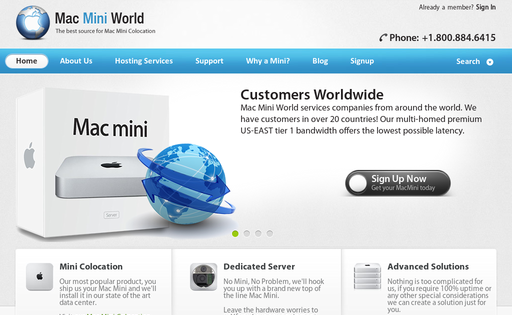 Mac Mini World