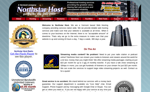 Northstar Host