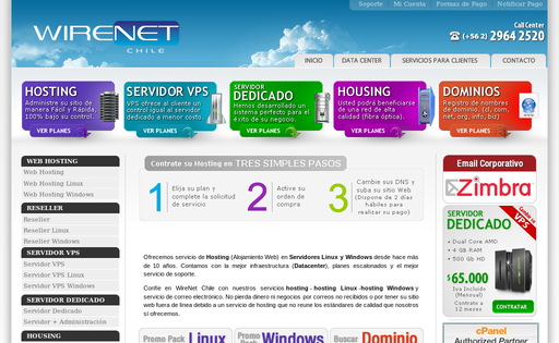 WireNet Chile