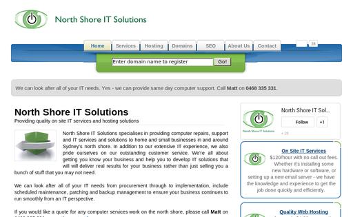 North Shore IT Solutions