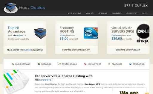 Host Duplex