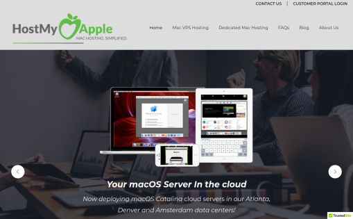 HostMyApple