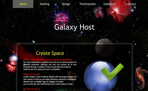 Galaxy Host