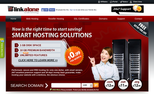 LinkAlone Networks