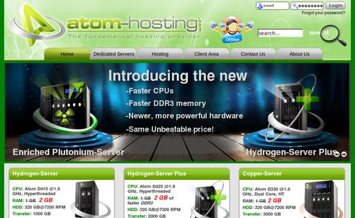 Atom Hosting