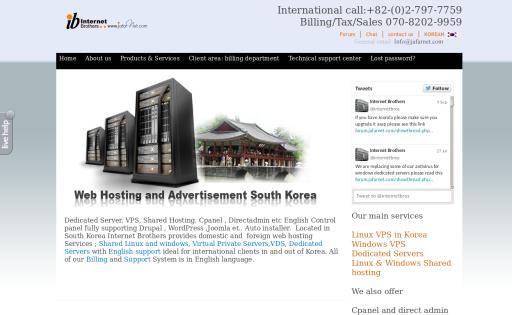 Internet Brothers South Korea
