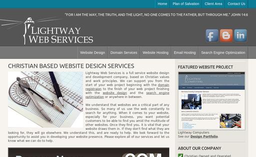 Lightway Web Services, Inc.