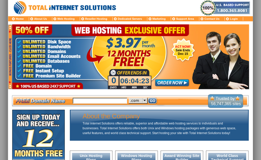 Total Internet Solutions