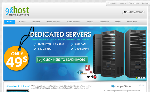 9XHOST