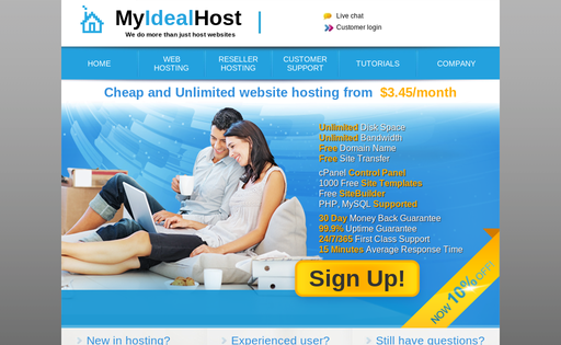 MyIdealHost