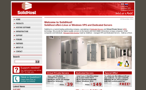 SolidHost