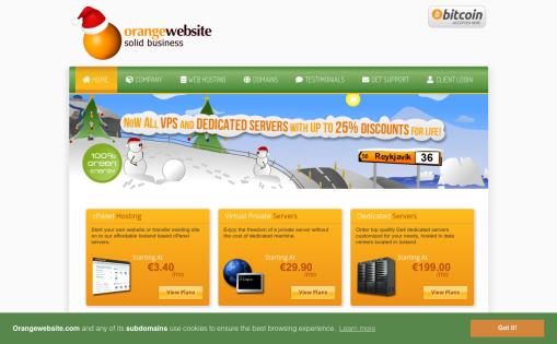 OrangeWebsite.com