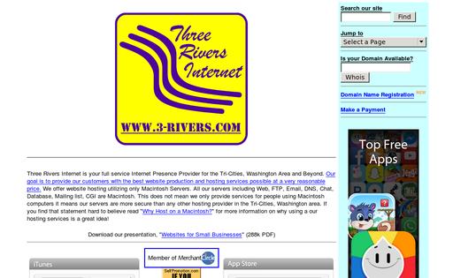 Three Rivers Internet
