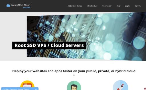 SecureWeb Cloud