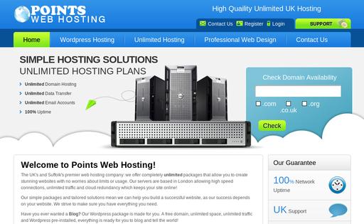 Points Web Hosting