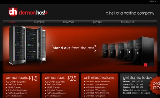 Demon-Host