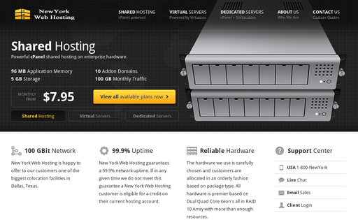 New York Web Hosting