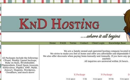 KnD Hosting