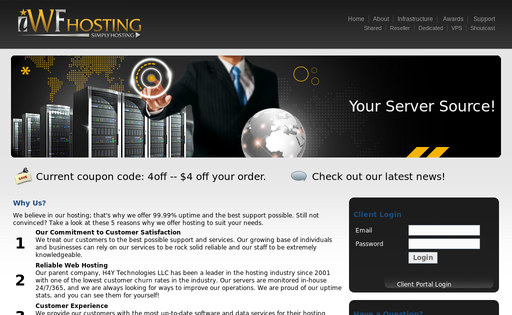 iWF Hosting / H4Y Technologies