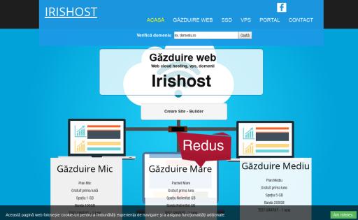 IrisHost