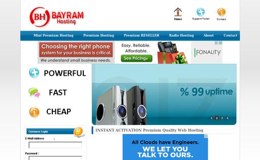 Bayram Hosting