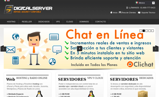 DigitalServer.com.mx