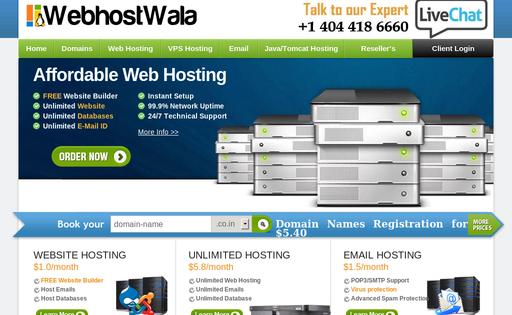 WebHostWala